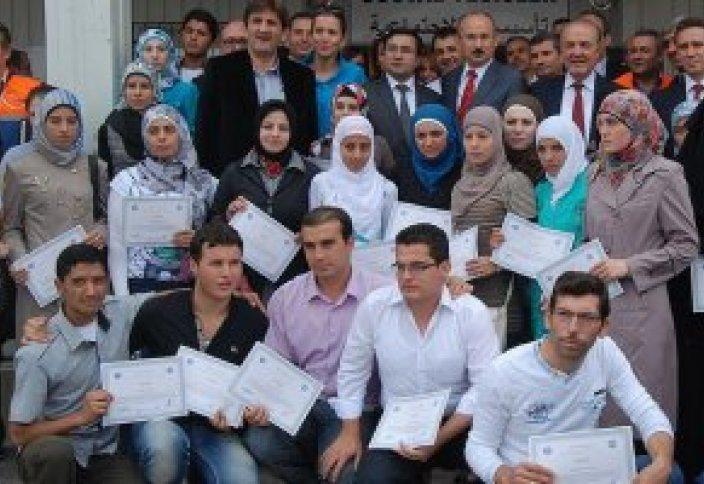 Турция:  Число стипендий для иностранцев растет