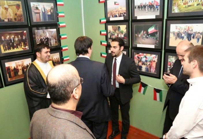 Москва: Выставка, посвященная Кувейту