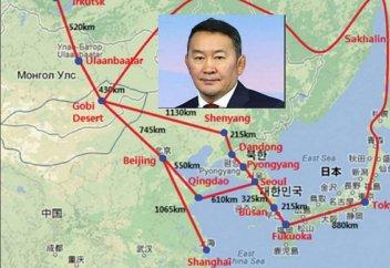 Западные СМИ о планах Баттулги, о суперсетях Азии и газопроводе через Монголию