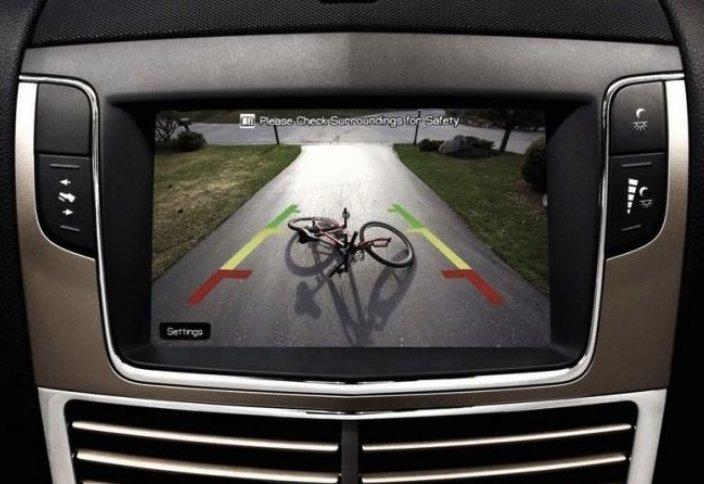 Разные: В Японии производителей могут обязать оснащать авто камерами заднего вида