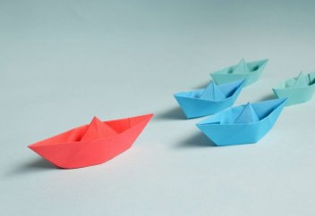 От чего зависит лидерство компании или организации?