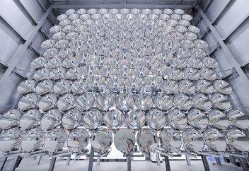 В Германии создана световая система, светящая как 10 тысяч солнц (фото)