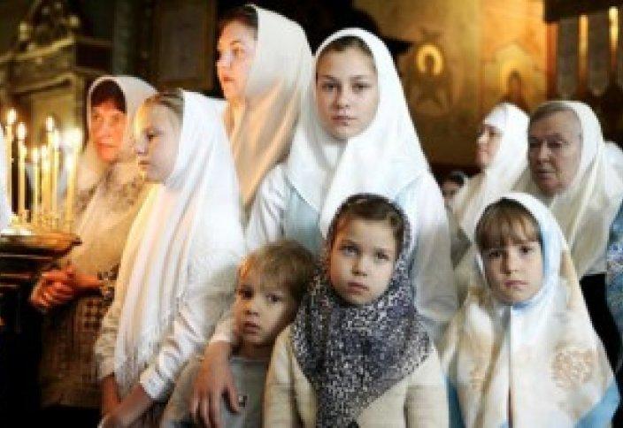 Православная ночь в хиджабах