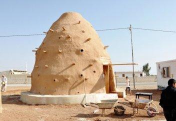 Школа для беженцев удостоена архитектурной премии