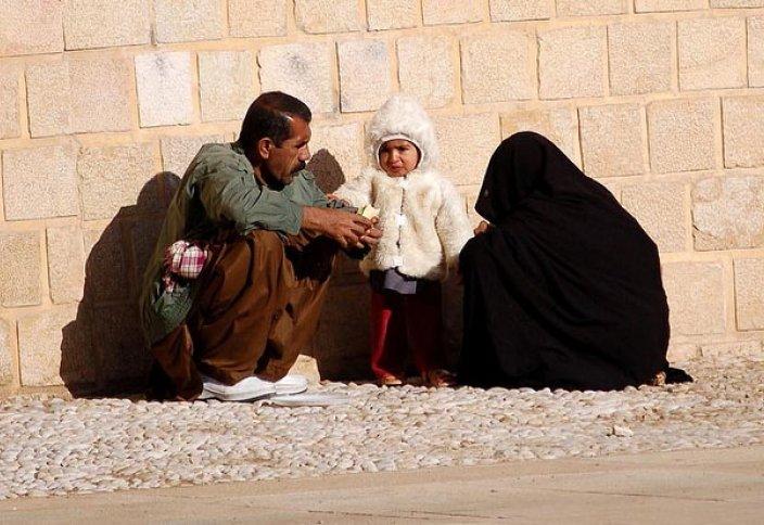Иран аралас некеден туғандарға азаматтық беретін болды