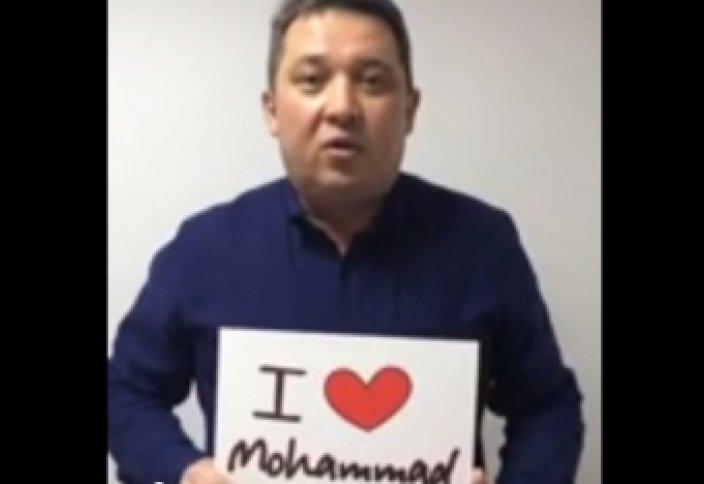 Поддержка ислама в Актобе (видео)