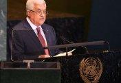 Палестина басшысы палестиналықтар мен еврейлерге ортақ бір мемлекет құруды ұсынды