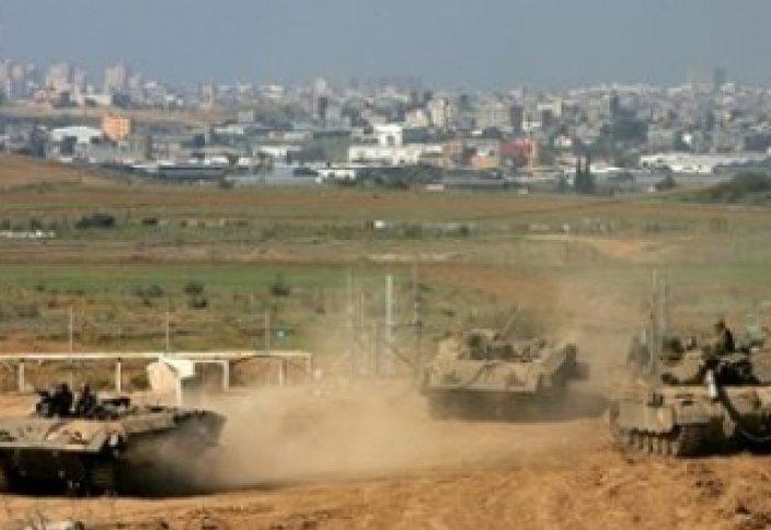 Израил әскері Газа секторына басып кірді