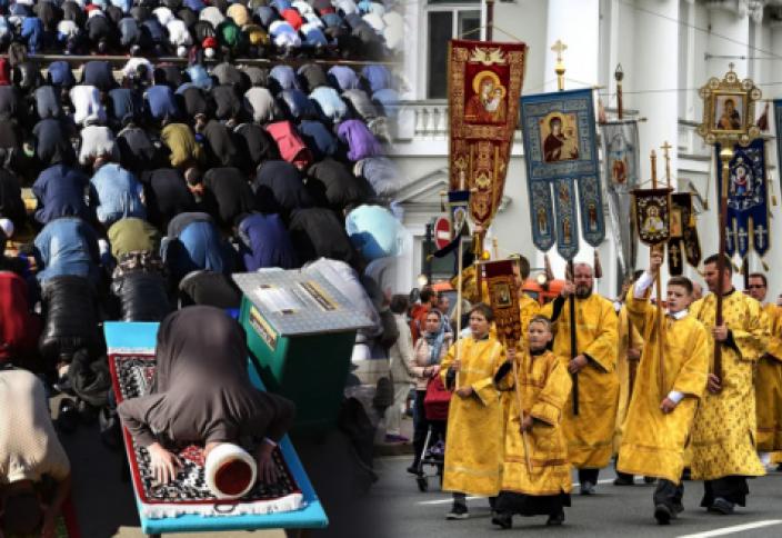 В чем главное отличие между христианством и исламом. В чем принципиальная разница Сатаны в христианстве и Иблиса в исламе