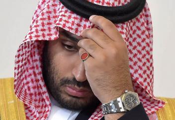 Разные: Саудовского кронпринца обвинили в планировании убийства короля