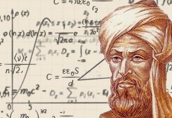 Труды математического гения Ал-Хорезми