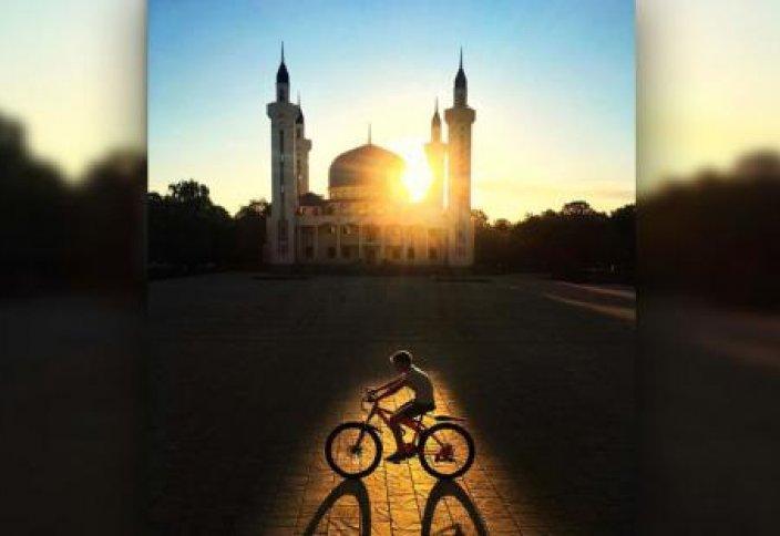 Разные: Фотография мечети победила в международном конкурсе Discovery