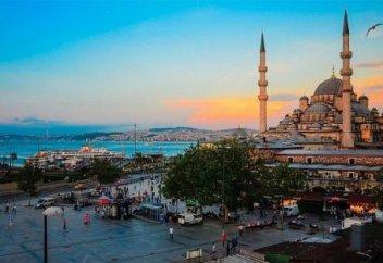 Стамбул вошел в число лучших городов для путешествий