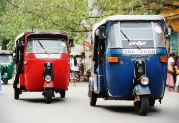 Женщины, работа и индийская революция рикш
