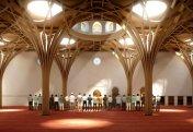В Кембридже готовится к открытию мечеть с уникальной архитектурой (фото)