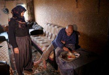 75-летняя мусульманка - настоящий пример благородства
