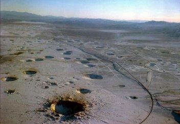 Семипалатинский ядерный полигон - жуткое радиоактивное место