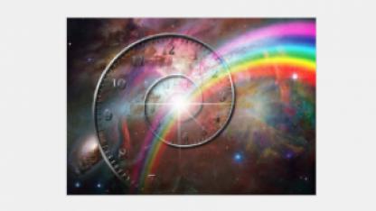Как материя, пространство и время связаны между собой?