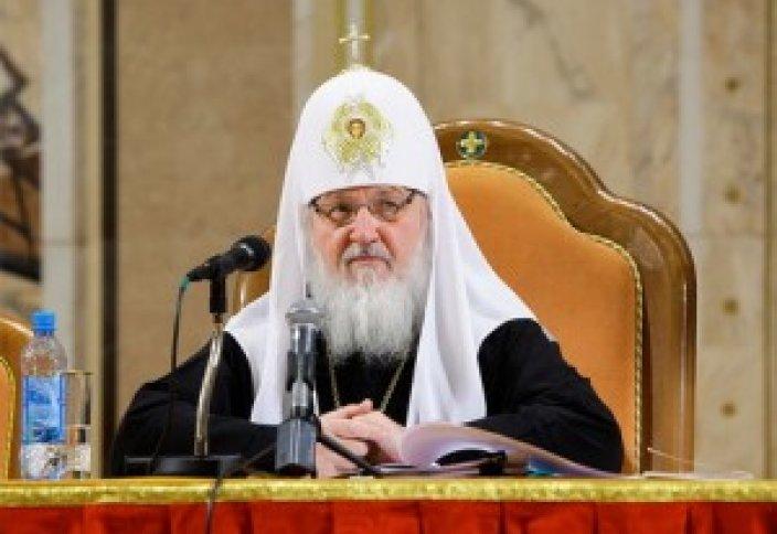 Патриарх Кирилл: нужно укреплять взаимоотношения с религиозными группами