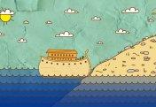 Пророк Нух (мир ему) и Потоп. Пророческие истории для детей