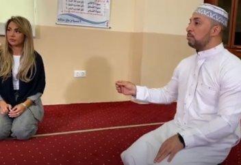 Русскоязычный имам развеял популярные мифы о принятии ислама христианами (ВИДЕО)