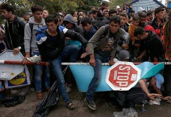 Миграция дағдарысы: Ұлт қауіпсіздігі немесе демократиялық принциптер