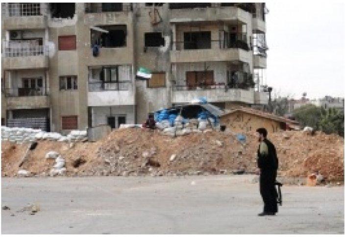 2014 жылы Сирияда 76 мың адам қаза тапты