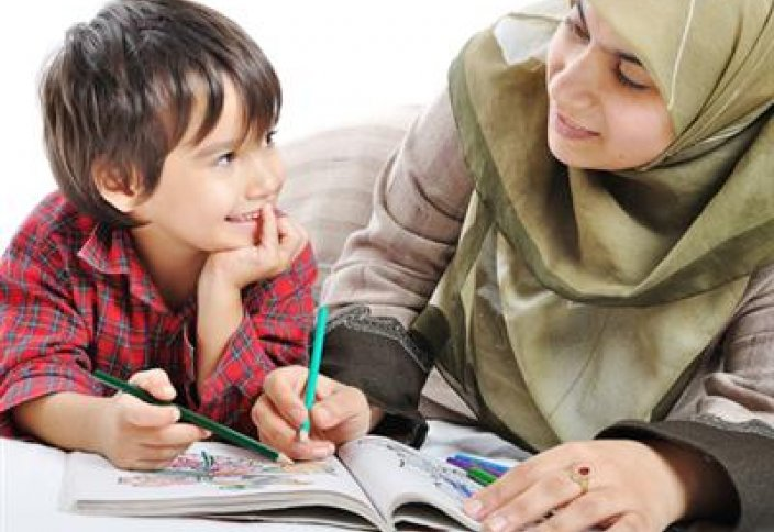 Мама в платке – угроза для ребенка?