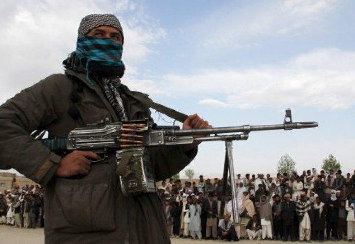 Противостояние боевиков друг другу в Афганистане