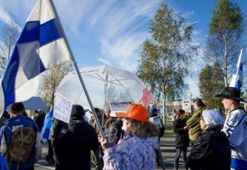 ООН осудила отношение Финляндии к беженцам