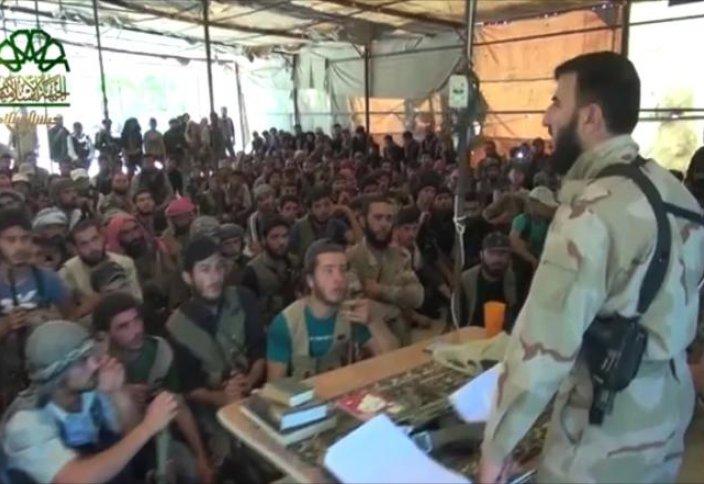 «Армия ислама» против «Исламское государство»