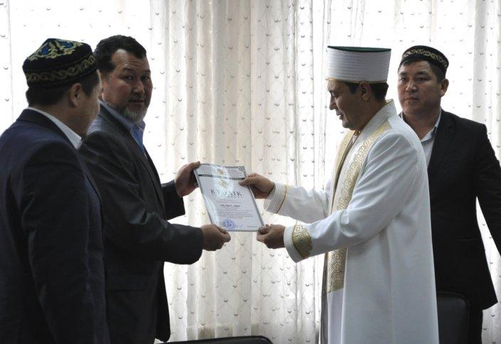 ҚМДБ: Алғашқы «Халал» сертификаты берілді