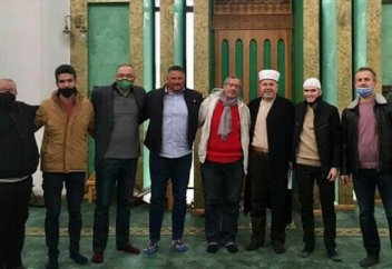 Разные: Племянник кардинала Боснии принял Ислам