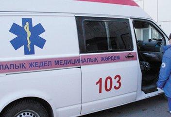 Скорая помощь будет работать по новым правилам в Казахстане