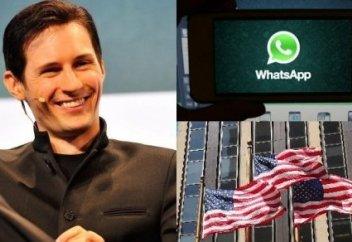 """""""Эпоха жадности закончится"""". Павел Дуров призвал удалить WhatsApp"""