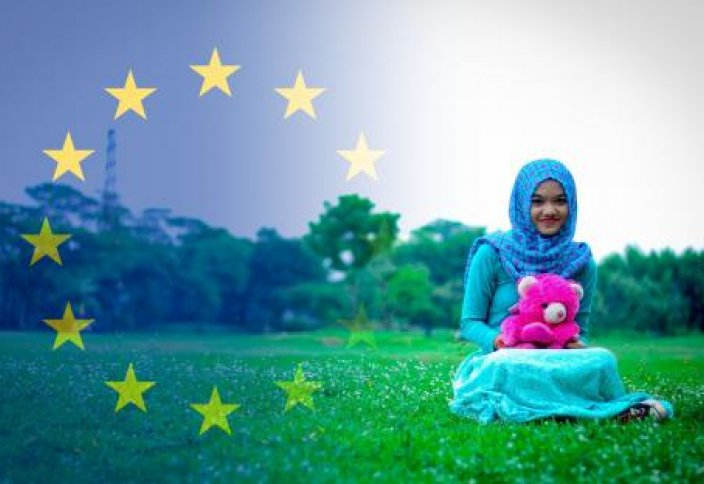 Разные: Европа станет мусульманской