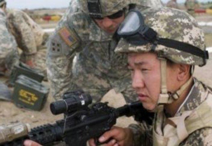 Казахстан: Международные учения «Степной орел-2015»