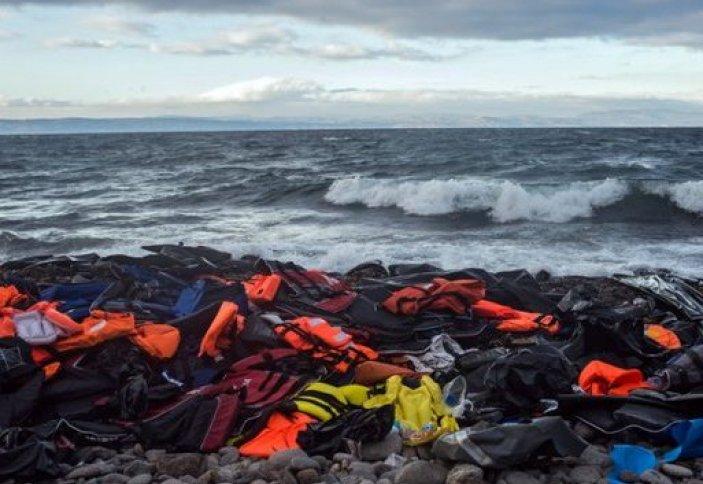 Жерорта теңізінде суға кетіп өлген босқындар қайда жерленген?