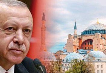 Решится ли Эрдоган вернуть мечеть в Айя Софию?