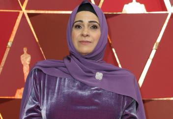Многодетная мать в хиджабе затмила голливудских модниц на церемонии «Оскара» (ФОТО)