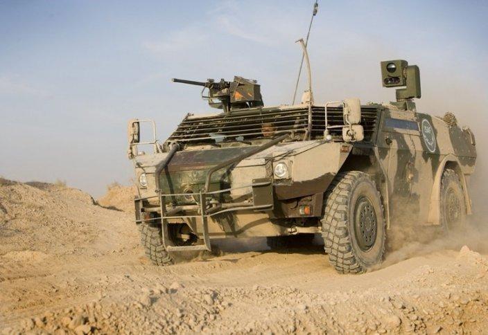 Германия поставит арабским странам оружие и бронетехнику для борьбы с ИГИЛ
