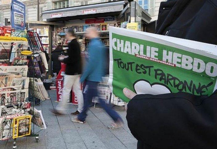 Charlie Hebdo начинает свою деятельность после «отпуска». Будет ли ажиотаж?
