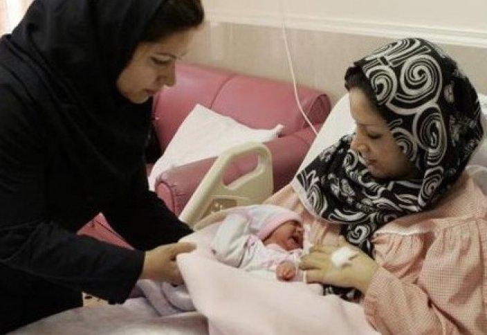 Иран потихоньку лишает женщину прав