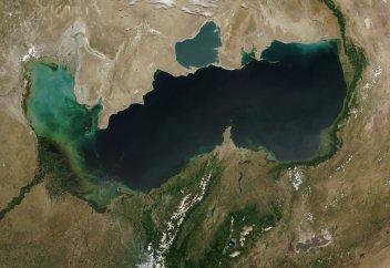 Каспийское море: что с ним не так