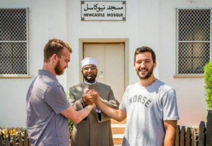 Спасение мусульманки