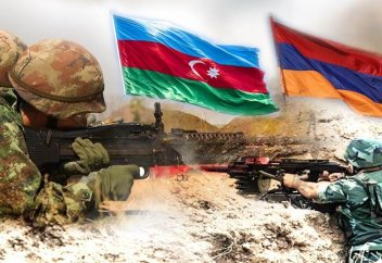 Армения әскері атқан снарядтар тұрғын үйлерге құлады (видео)