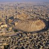 Древняя цитадель Алеппо. Syria Aleppo Krepost (видео)