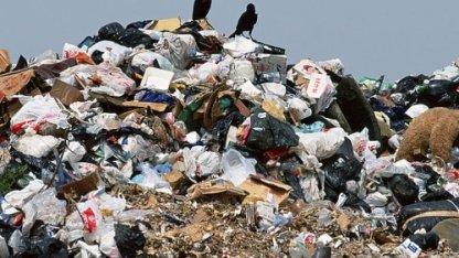 500 тонн мусора за три года (видео)