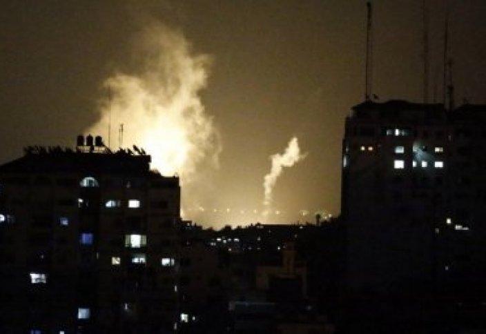 Газа секторына Израиль әскері кіргелі жеті адам опат болды