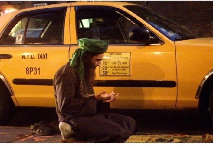 Таксишінің мейірімі